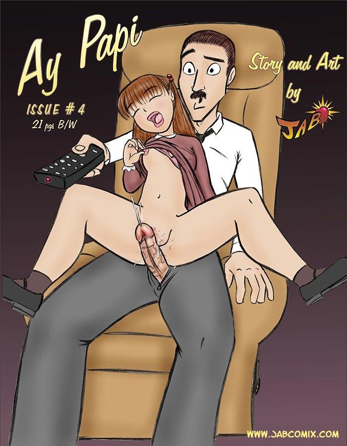 JabComix - Ay Papi 4 | Comics XD
