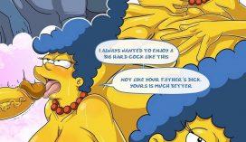 Simpsons xxx -Sexy Sleep Walking