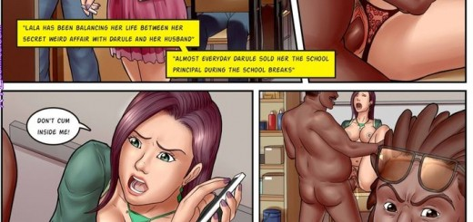 Adult comics secret slut