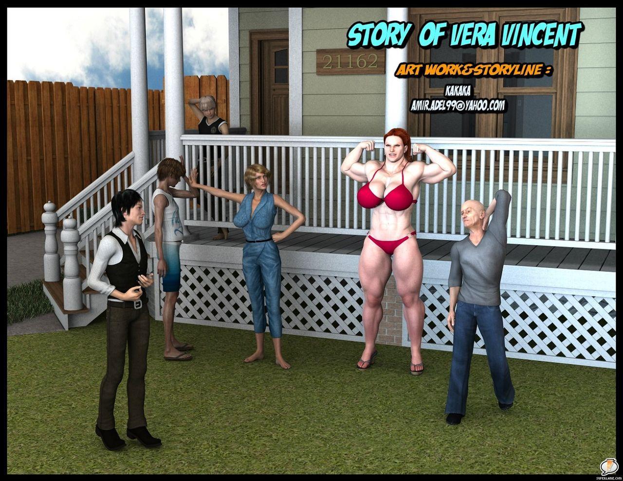 kakaka   the story of vera vincent comics xd
